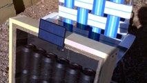 "Homemade Solar Air Heater! - DIY ""soda/pop can"" Air Heater!- 150F+ Temps. (Quickview)"