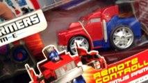 TRANSFORMERS Prime Optimus Prime Autobot 2 in 1 R/C Conversion Optimus Prime Toy