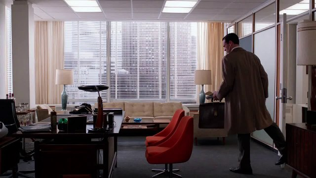 """Mad Men - """"The man knew how to talk. I don't know why, but I thought that would save him."""""""