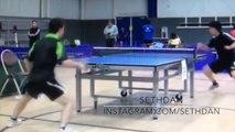 Best Rallys & Trickshots Amateur Table Tennis Compilation January 2015 || TT-Helden