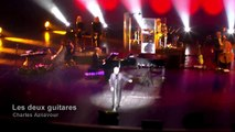Les deux guitares. Charles Aznavour (Шарль Азнавур в Москве. «Концерт на бис», 22 апреля 2015 года)
