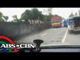 Motorists irked by potholes in Payatas road