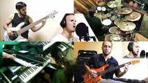 Dream Theater - Constant Motion (Systematic Chaos) - SPLIT-SCREEN COVERS - VRA! - Roadrunner Records