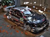 Audi A4 DTM RC Brushless 1/5 scale touring car