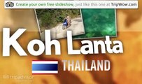 """Sun, Sea and Sand"" Lesleyandrob's photos around Koh Lanta, Thailand (moped around koh lanta)"