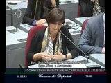 Roma - Pensioni, audizione del Ministro dell'Economia e delle Finanze (20.05.15)