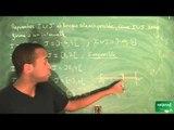 029 / Nombres, ordre dans R / Unions d'intervalles (1)