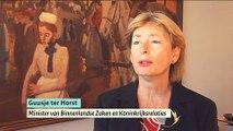 Prinsjesdag 2009: Visie minister Ter Horst van Binnenlandse Zaken en Koninkrijksrelaties