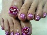 video decoracion uñas pies, Diseño para uñas de los pies, Decoración uñas pies