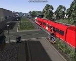 Railworks/Train Simulator 2015 passeer test op station Aalten
