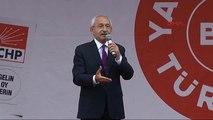 Karabük - CHP Lideri Kılıçdaroğlu Partisinin Karabük Mitinginde Konuştu 4