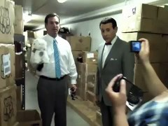 Pee Wee Herman Finds The Alamo Basement