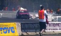 Toyota Corolla AE86 Drifting Crash
