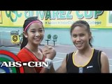 Two Pinays make it to WTA Future Stars tilt