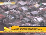 MMDA conducts aerial survey of floods