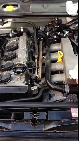 Audi A4 1 8T Rough Idle/Engine Light/Miss-fire/suction/Cure