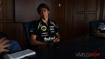 Entrevista con el piloto Esteban Gutiérrez