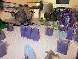 Stopmotion Mega Bloks Halo - The Covenants Last Battle
