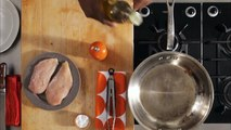 Sauteing Meat and Fish | How To | Food Network Asia