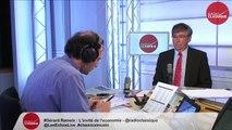 Gérard Rameix, invité de l'économie de Nicolas Pierron (22.05.15)