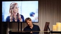 Jaime Lannister (Nikolaj Coster-Waldau) chante pour sa soeur Cersei pour le Red Nose Day
