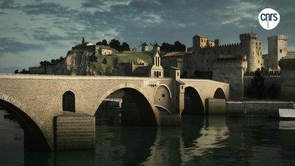 Pont d'Avignon : la traversée du temps