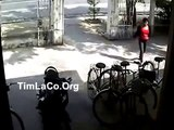 video security , motorcycle theft ,stolen motorcycle