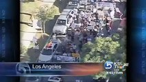 """Gay Bigots Protest at LDS """"Mormon"""" Temple in L.A."""