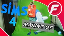 SIMS VS LIFE MAKING OF
