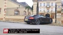 2015 Road Trip - Aston Martin Vanquish : visite de la maison Bollinger