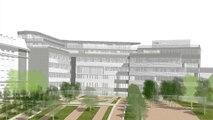 Centre d'activités Foch - Présentation 3D