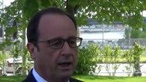 """François Hollande : """"Bachar al-Assad ne peut pas être l'avenir de la Syrie"""""""