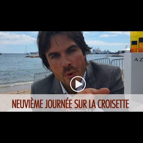 Ian Somerhalder, Carmen Maria Vega, Antonio Banderas: Croisette, jour 9 - Festival de Cannes