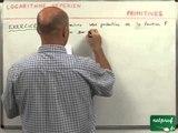 31 Logarithme : primitives