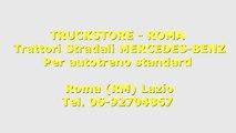 MERCEDES-BENZ Actros 1848 8rif.3676) usato