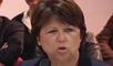 Martine Aubry veut «un Parti socialiste rénové»