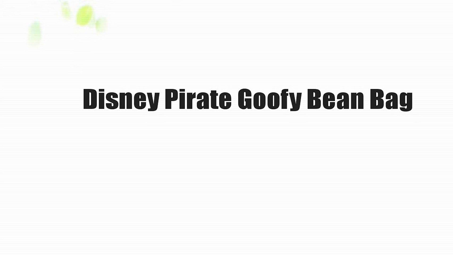 Outstanding Disney Pirate Goofy Bean Bag Machost Co Dining Chair Design Ideas Machostcouk