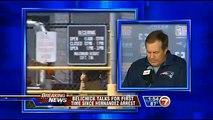 Bill Belichick hold first Press Conference since the Aaron Hernandez Murder arrest July 24 2013