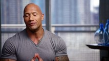 San Andreas Interview Dwayne Johnson Vo Video Dailymotion