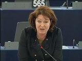 Question kurde: Intervention de Hélène Flautre au Parlement Européen