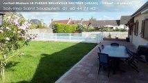 A vendre - maison - LE PLESSIS BELLEVILLE SECTEUR (60330) - 6 pièces - 145m²
