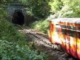 Nová Paka-tunel a vlaky.Tunnel and Trains. Bohemia 2009.Y09(336-41).1m21s