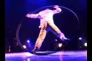 Hugo Noel - Roue Cyr Wheel/Simple wheel Teaser Vidéo