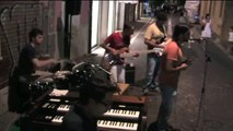 Mr Lucky Blues Band playing Crosseyed Cat (Muddy Waters) in Rovigo