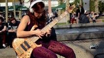 ARIANE CAP - TAPPING BASS SOLO | BassTheWorld.com