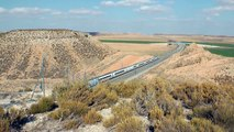[AVE] High speed trains in the desert II
