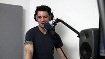 David Pfeffer (X Factor) als Co-Moderator im Radio