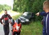 Avarija kelyje Ukmergė - Vepriai