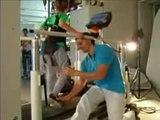 h/p/cosmos airwalk 135se unweighting with h/p/cosmos locomotion 150/50 DEmed treadmill