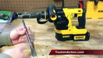 DeWALT DCH213L2 20V MAX Lithium Ion 3 Mode SDS Rotary Hammer Kit
